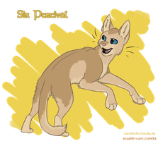 Cats of Camelot: Percival by CatsInTheClouds