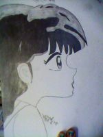 Kagome Manga Form by Sommore