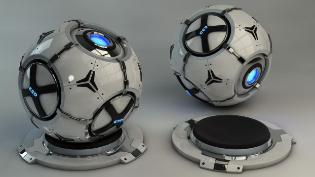 Video Copilot Ball by Dracu-Teufel666