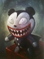 NMBC: Vampire Teddy by GraphicGeek