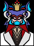 Wolf in a Suit by SomethingSyndicated