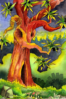 Meanberry Tree by deviantmike423