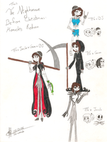 AGS: Original concept '06 by Tifa-the-Strange