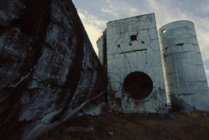 Abandoned Cement Plant II by atsouza