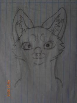 Practicing front view by Coraline2468