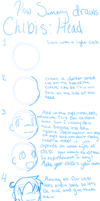 How to draw Chibi Heads by sammy-of-doom