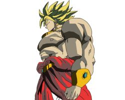 Broly by Vegeto63