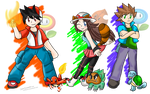 PokeSpe Power-Ups ~Commission~ by Xero-J