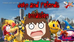 John and Friends Invasion Part 3 by jgjr1051