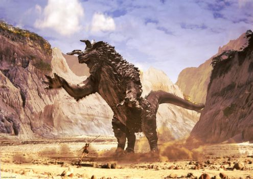 CotN: Behemoth vs Methuselah by LDN-RDNT