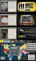 amnesty game graphics by ftourini