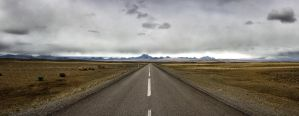 Iceland - #12 - On the Road by filth666