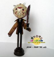jason peg doll by tombirrellart
