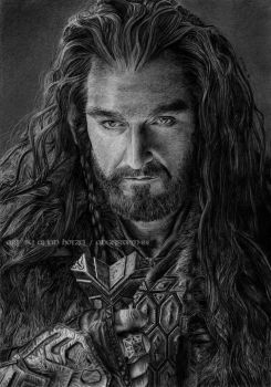Thorin Oakenshield by Angelstorm-82