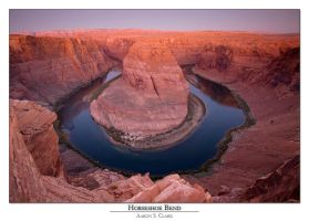 Horseshoe Bend by Argent47