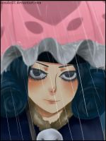 the rain is with me by sunako21