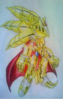 sonic excalibur by EliseTheHedgehog26