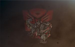 Transformers Fall of Cybertron Wallpaper by Mik4g