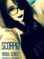 scorpio | vriska serket by PockyBoxxProductions
