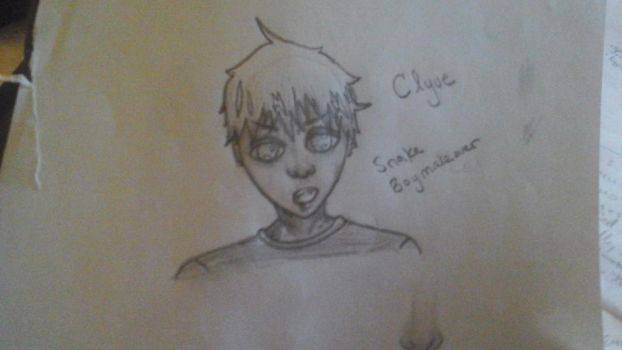 Clyve featuring a nose  by musicgem121
