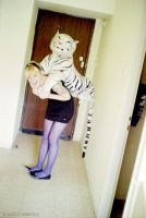 333 and The Humping Tiger by avivi