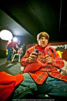Holy Crap! 2 Billion views: Smosh Shoot by GothamcityEscape