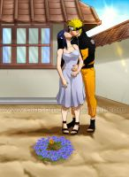 Commission - NaruHina Perfect Ending by Pia-sama