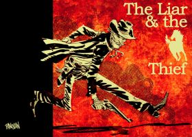 The Liar snd The Horse Thief by urban-barbarian