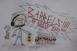 BARRELZ!!!!!!! by DibFan4LifeX3