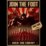 Join the foot by JustinSels