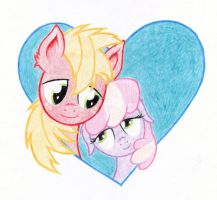 Crayon love by Agamnentzar