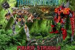 Transformers: Dinobot Power Struggle by Fanfictionist13