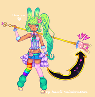 Adoptable Auction 2 .:CLOSED:. by rainbowstar-chan