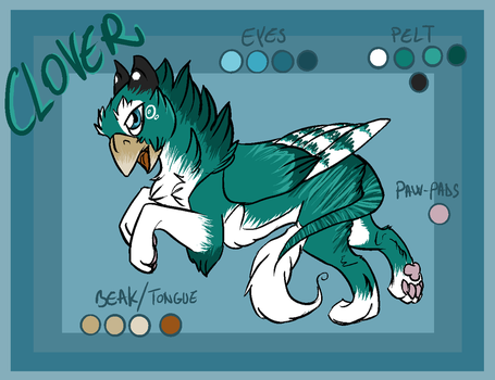 Clover Ref Sheet by That-Goose
