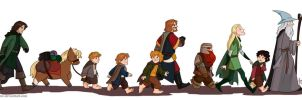 The Fellowship by emedeme