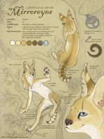 Mirroreyes character sheet by mirroreyesserval