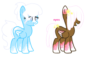 Adopts! - CLOSED by peridope