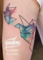 birds by yadou