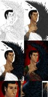Transformation Process+Detail by Fallingfreely