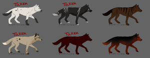 Wolf adopts 1 *1 LEFT* LOWER PRICES by Redbell9