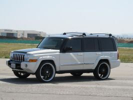 Jeep Commander by KateKannibal