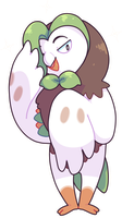 Dashing Dartrix