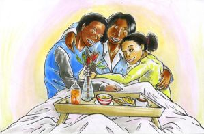 Happy Mothers Day! 2012 by The-Internationalist