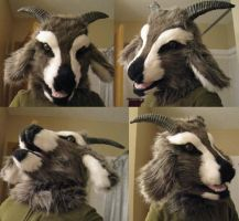 Goat Head by temperance