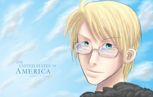 APH - America by Mosrael-the-Waker