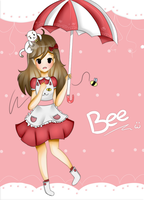 bee and puppycat by Dulcedy