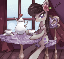 It's Tea Time by Ipun