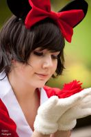 Minnie Mouse :: 05 by Deathly-Sora