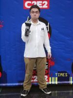 C2E2 2012 Friday - Me as Angry Video Game Nerd by soryukey