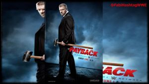 WWE Payback 2014 Poster by Fabian-Winchester
